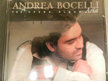 "Andrea Bocelli "" The Opera Album "" 1998"