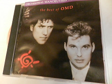 "Orchestral Manoeuvres In The Dark "" The Best Of OMD "" Virgin Records 1988."