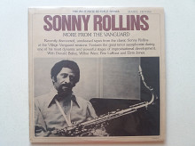 Sonny Rollins ‎– More From The Vanguard (2 LP)