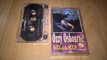 Ozzy Osbourne (Bark At The Moon) 1983. (MC). Кассета. ST Records. Poland.
