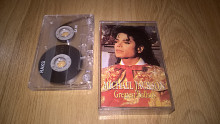 Michael Jackson (Greatest Ballads) 1996. (MC). Кассета. NAC. Ukraine.
