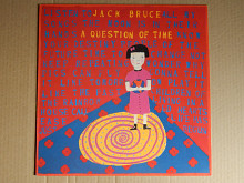 Jack Bruce ‎– A Question Of Time (Epic ‎– 465692 1, Holland) inser NM/NM-
