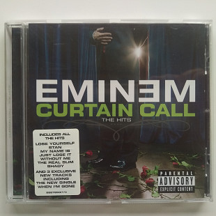 "Eminem ""Curtain Call: The Hits"" ‎Фирменный CD Эминем. Made in Germany"