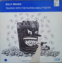 Billy Bragg ‎– Talking With The Taxman About Poetry