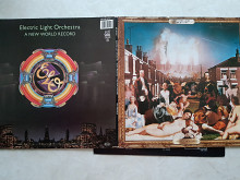 ELECTRIC LIGHT ORCHESTRA SECRET MESSAGE / A NEW WORLD RECORD