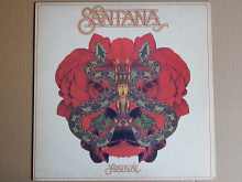 Santana ‎– Festivál (CBS ‎– 86020, Holland) NM-/NM-