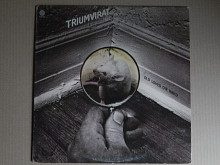 Triumvirat ‎– Old Loves Die Hard (Capitol Records ‎– ST-11551, US) insert EX+/EX+