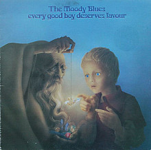 The Moody Blues – Every good boy deserves favour (1971)