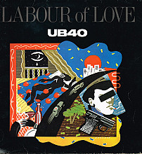 UB40 – Labour of love (1983)(DEP International ‎– LP DEP 5 made in UK)