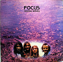 Focus – Moving waves (1971)(Sire ‎– SAS-7401 made in USA)