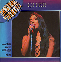 Cher – Original favorites (1980)(MCA records 202 936 made in Germany)