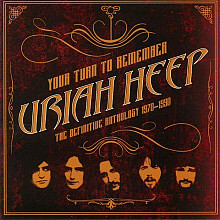 Uriah Heep ‎ (Your Turn To Remember – The Definitive Anthology) 1970-1990. (2LP). 12. Vinyl. Пластин