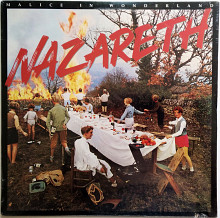 "Nazareth ""Malice in Wonderland"" US"