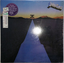 "Judas Priest ""Point Of Entry"" US"