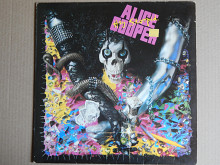 Alice Cooper ‎– Hey Stoopid (Epic ‎– 468416 1, Greece) insert EX+/EX+