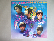 The Turtles ‎– Turtles' Golden Hits 1967 (White Whale ‎– WWS 7115, US) EX/EX