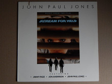 John Paul Jones ‎– Music From The Film Scream For Help (Atlantic ‎– 80190-1, US) EX+/NM-