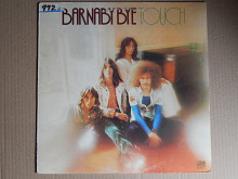 Barnaby Bye ‎– Touch (Atlantic ‎– SD 18104, US) insert EX+/EX+