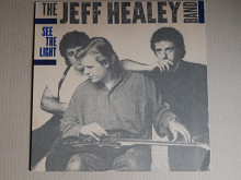 The Jeff Healey Band ‎– See The Light (Arista ‎– AL 8553, US) NM-/NM-