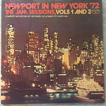 Newport In New York '72 - The Jam Sessions, Vols 1 And 2