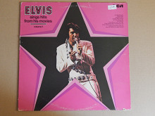 Elvis ‎– Sings Hits From His Movies - Volume 1 (RCA ‎– 26.21239, Germany) EX+/EX+