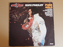 Elvis Presley ‎– Pure Gold (RCA International ‎– PJL 1-8078, Germany) EX+/EX+