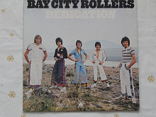Bay City Rollers ‎– Dedication (Arista ‎– IES-80646, Japan) NM-/NM