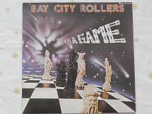 Bay City Rollers ‎– It's A Game (Arista ‎– IES-80850, Japan) NM/NM