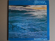Santana ‎– Moonflower (CBS ‎– CBS 88272, CBS ‎– 88272, Holland) 2 inserts EX+/EX+/EX+