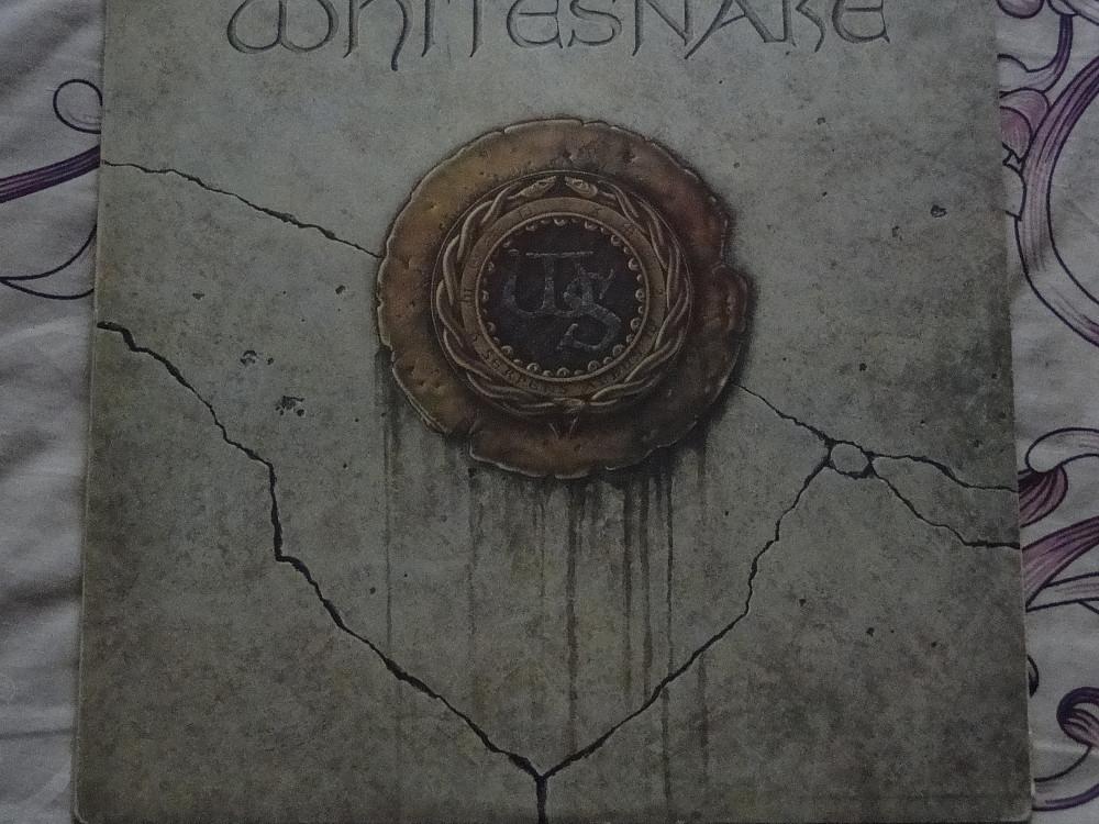 """Whitesnake """"Whitesnake – 87"""" -1987 + """"Slip Of The Tongue ..."""