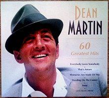 DEAN MARTIN - greatest hits 2CD