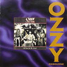 Ozzy Osbourne- No Rest for the Wicked