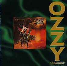 Ozzy Osbourne- The Ultimate Sin