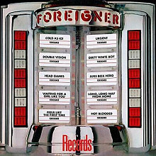 Foreigner - Records (Germany)