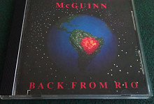 Roger McGuinn (ex The Byrds) - 1991 - Back From Rio (Arista, ARCD-8648, US)