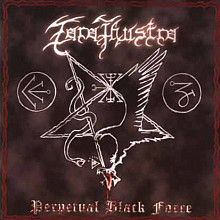 Zarathustra - Perpetual Black Force LP