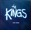 "The Kings ‎ ""Are Here"" - 1980 - NM+/NM."