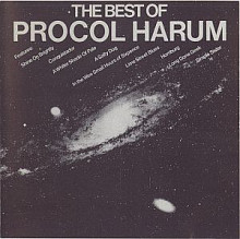 "Procol Harum ""Live - In Concert With The Edmonton Symphony Orchestra"" - LP."