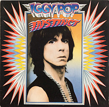 "Iggy Pop ‎ ""Instinct"" - LP = M-/M."