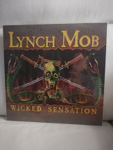 Пластинка LYNCH MOB wicked sensation