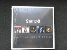 Static-X - Original Album Series (5CD)