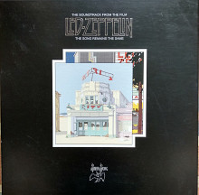 Led Zeppelin_The Song Remains The Same(4LP Box)
