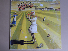 Genesis ‎– Nursery Cryme (Philips ‎– 6369 916, Germany) EX/EX+