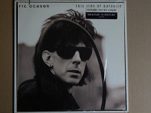 Ric Ocasek ‎– This Side Of Paradise (Geffen Records ‎– GHS 24098, USA) NM-/NM-