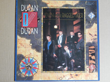 Duran Duran ‎– Seven And The Ragged Tiger (EMI ‎– 1C 064 1654541, EU) NM-/EX+