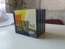 CD Box Bill Evans–The Riverside&Milestone Albums 1956-1963(15cd)
