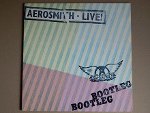 Aerosmith ‎– Live! Bootleg (CBS ‎– CBS 88325, Holland) NM-/EX+/EX