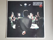 M ‎– The Official Secrets Act (MCA Records ‎– MCF 3085, UK) insert NM-/EX+