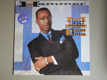 MC Hammer ‎– Please Hammer Don't Hurt 'Em (Capitol Records ‎– 068-7928571, Spain) EX+/EX+