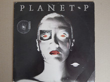 Planet P ‎– Planet P (Geffen Records ‎– GHS 4000, US) insert EX+/NM-